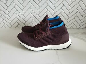 Details about Adidas UltraBoost All Terrain Running Shoes Night Red Blue Accent (B43521) Sz 6