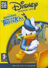 Disney's Donald Duck Quack Attack (PC CD Rom)