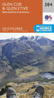 Glen Coe by Ordnance Survey (Sheet map, folded, 2015)
