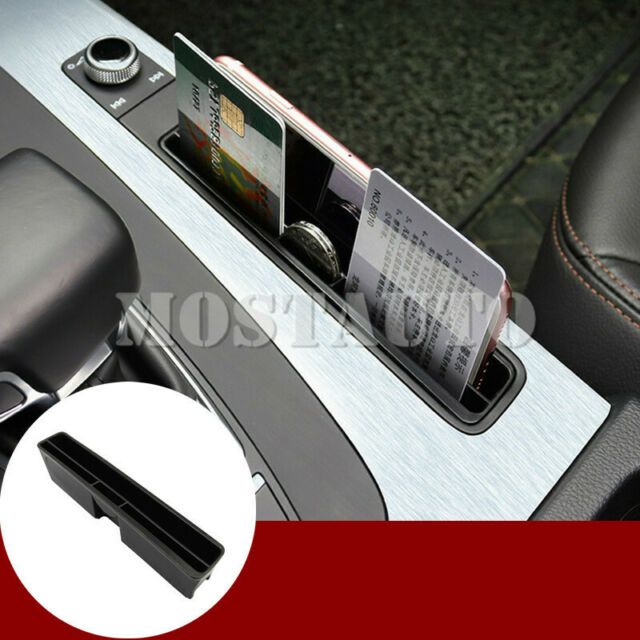 For Audi Q5 Inner Center Console Gear Box Insert Card Case