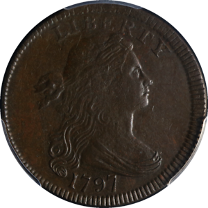1797-Large-Cent-Rev-of-1797-Stems-PCGS-AU50-Nice-Eye-Appeal