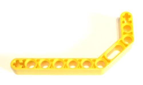 LEGO Technic 32009 Pack of 4 Bright Light Orange double angular beam 3x7 45deg
