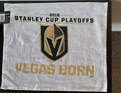 Vegas Golden Knights Fan Rally Towel 2018 Stanley Cup