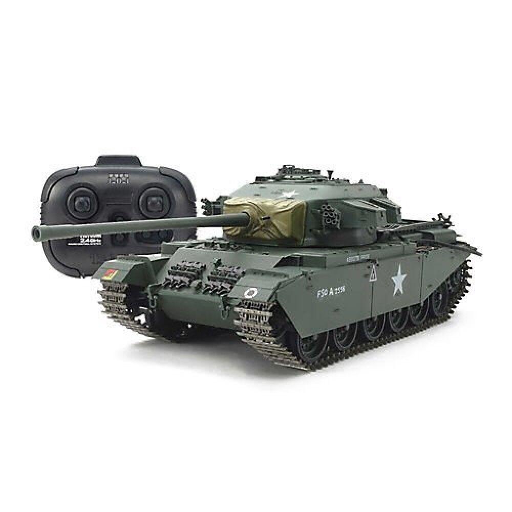 NEW Tamiya 1 25 Rc Tank Series No.4 Centurion Mk.Iii 56604 Fast Shipping