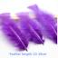 Wholesale 20-500pcs 13-16cm Multicolor optional Fluffy Turkey Feather Wedding