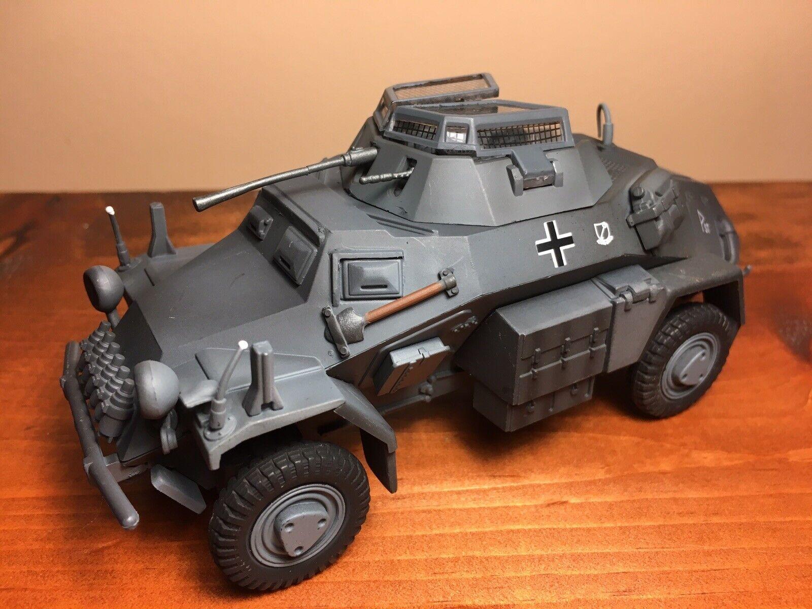 cómodo Ultimate Soldier 21st Century FOV 1 1 1 32 Segunda Guerra Mundial Alemania ss Sdkfz. 222 coche blindado  los nuevos estilos calientes