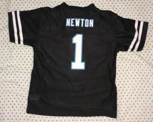 carolina panthers jersey youth xl