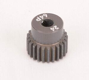 7075 Hard Core RC Pinion Gear 64DP 24T CR6424