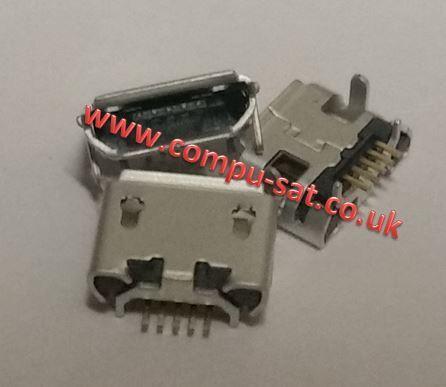 nuevo Micro USB 000D-leer anuncio para los números de modelo TomTom socket USB