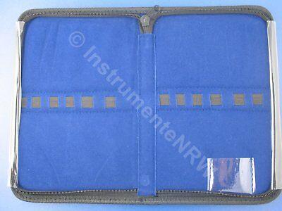 Schutz Etui Aufbewahrungs Tasche Mit Reißverschluss 14,5 X 22,5 X 3 Cm Gummizug Bequem Zu Kochen