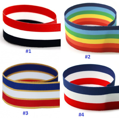 Grosgrain Ribbon 20 yards you will get 1 yd of 20 different colors 7//8 inch #4