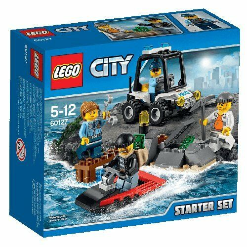 Police 60127 Prison Set Lego Island Nrrdoy1000 City Starter Mixte SzUVMpGq