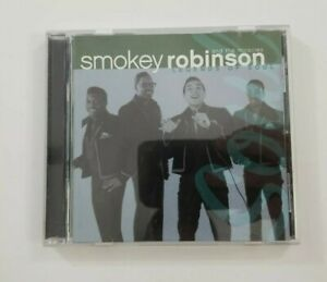 Smokey Robinson & the Miracles Legends of Soul CD 2001 Universal Music