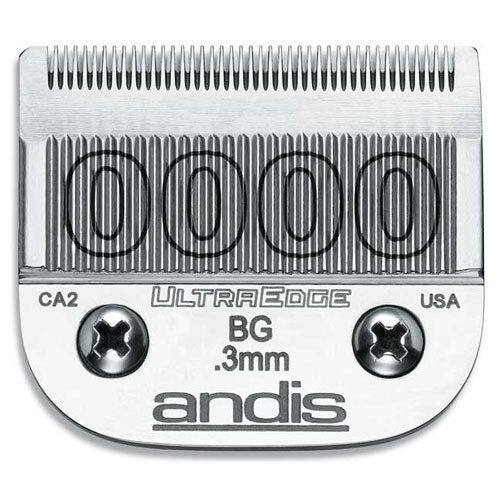 Andis UltraEdge Detachable Replacement Size Blades; Fits Oster 76 Clipper NEW
