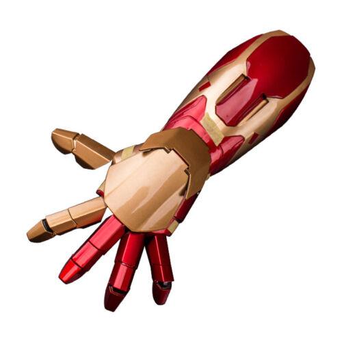 IronMan MK42 Wearable Blaster Gauntlet MK42 Arm 1//1 LED Cosplay Armor Hand