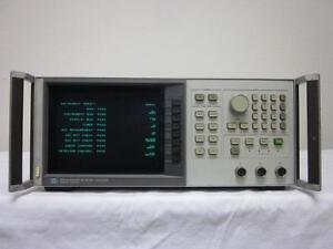 HP-Agilent-8757A