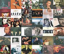 Musik CD Audio CD Konvolut ca. 200 Stück auch einzeln CDDB-ID