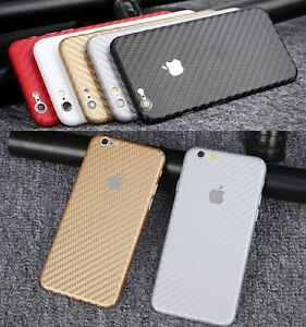 Textured-Carbon-Skin-Cover-Sticker-Decal-Vinyl-Wrap-New-For-ALL-Apple-iPhone