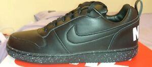 Bnib 916760 Low Nero Borough Se ginnastica Scarpe Bianco Nike 002 uomo 9 UK Court da qwvqnxO