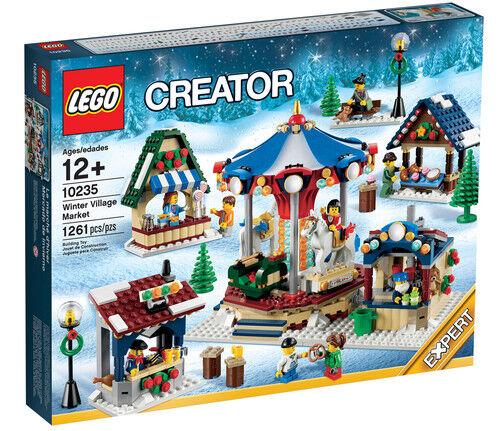 Lego 10235 Creator Winter Village Market  - NEW & SEALED