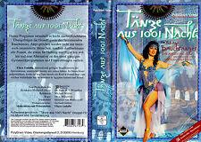 """VHS - """" Danze da 1001 Notte - Die Welt des del ventre ( ) """""""