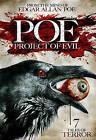 P.O.E. Project of Evil (P.O.E. 2) (DVD, 2014)