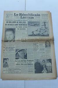 JOURNAL-DE-NAISSANCE-22-mai-1966-Republicain-Lorrain-EST-JOURNAL-22-05-1966