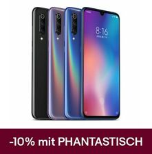 "Xiaomi Mi 9 6GB 64GB Smartphone 6,39"" NFC 48MP Wireless Charging Global Version"