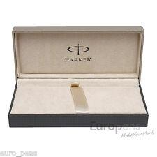 Parker Luxury Empty Gift Box / Presentation box. For Sonnet, IM, Jotter, Vector