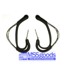 Aliph Jawbone One 3 Earhooks Standard and Long and 4 Eargels OEM Authentic