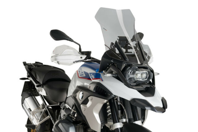 PUIG TOURING SCREEN BMW R1250 GS 18-21 LIGHT SMOKE
