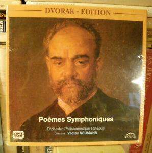 SEALED-Dvorak-Poemes-symphoniques-Symphonische-Dichtungen-Vaclav-Neumann