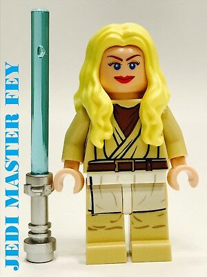LEGO STAR WARS JEDI MASTER FEY GEONOSIS ARENA ARMY BUILDER NEW 100/% LEGO NEW