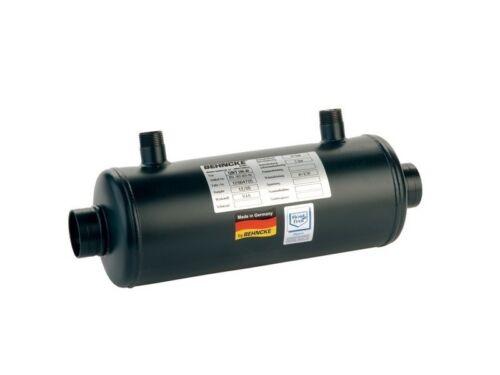 Behncke qwt 100-40 inox piscine-échangeur de chaleur chauffage de piscine poolheizer