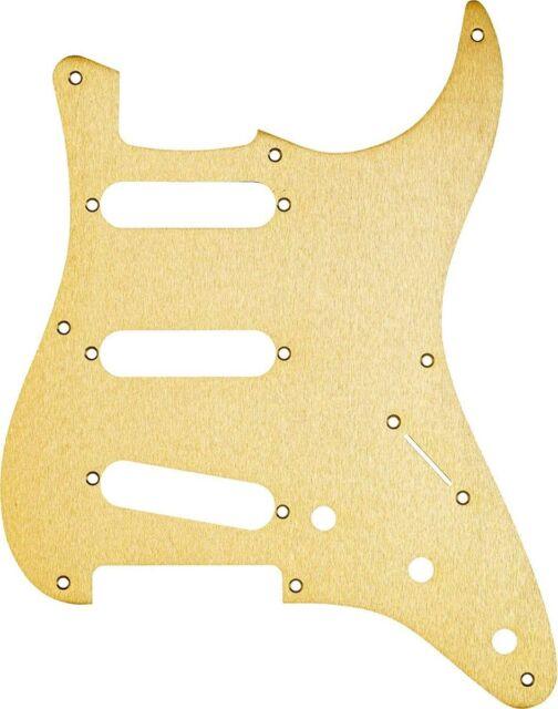 S//S//S Genuine Fender /'62 Strat Pickguard 099-2018-000 3-Ply WHITE NEW