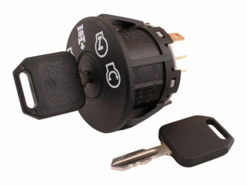 Zündschloss passend Husqvarna YTH2454 96042004800 Rasentraktor