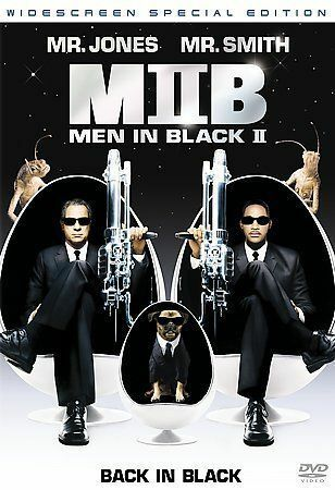 Men In Black Ii Dvd 2002 2 Disc Set Special Edition Widescreen For Sale Online Ebay