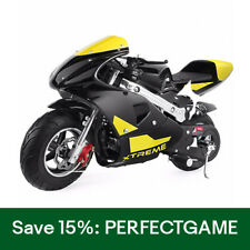 XtremepowerUS Gas Pocket Bike motorbike Scooter 40cc Epa engine Motorcycle