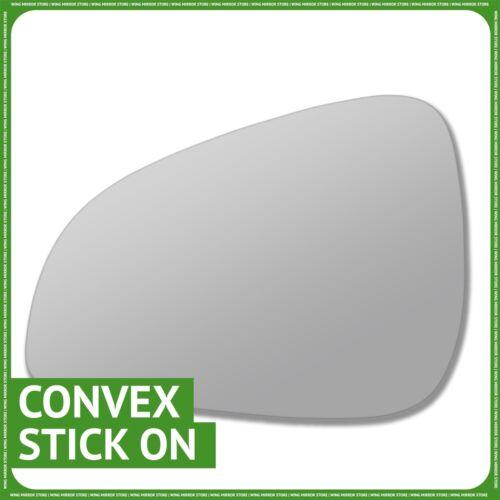 À gauche Côté Gauche pour Peugeot 407 09-10 Miroir de Rétroviseur