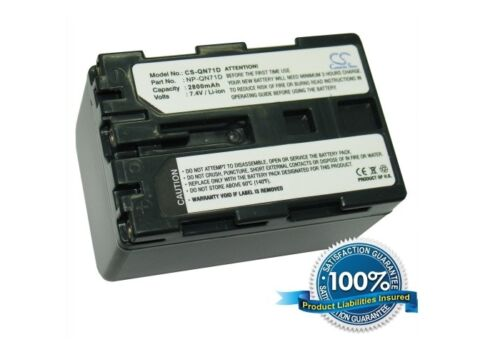 CCD-TRV218 DCR-TRV20E DCR-TRV3 Premium Battery for Sony DCR-TRV116 DCR-TRV39