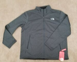 c847b05eefd2 New The North Face Mens Gray Apex Canyonwall Jacket Size Extra Large ...
