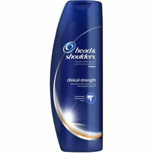 Head and Shoulders Clinical Strength Shampoo, 13.5 Oz
