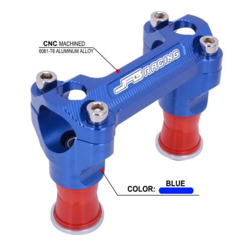 28mm HandleBar Riser Mount Clamp For  SXF250 SXF450 2016-2020 Husqvarna FX350