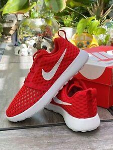 Nike-Roshe-One-Flight-Weight-Unisex-Youth-University-Red-White-PS