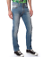 Nudie-Herren-Slim-Fit-Used-Look-Jeans-Hose-Slim-Jim-Blue-Water-W32-W33 Indexbild 1