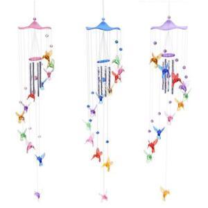 Lucky-Hummingbird-Wind-Bells-Chimes-Hanging-Gifts-Home-Yard-Garden-Decor-New