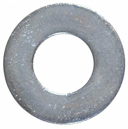 1//4-Inch 100-Pack Hillman 811070 Hot Dipped Galvanized Flat Washers