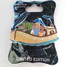 WDI Disney Storybook Land Pocahontas John Smith Pin