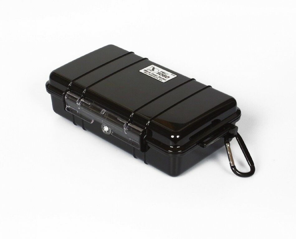 Peli Boîte Pelibox 'Microcase 1060'  black  will make you satisfied