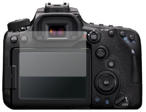 6x Canon EOS 90D Screen Protector Protezione Anti-Riflesso Dipos